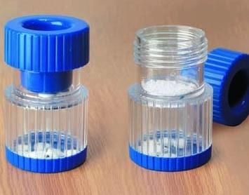 Pillenvergruizer met opbergbox