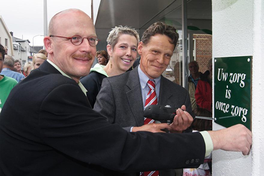 opening door marathonloper Gerard Nijboerl.jpg
