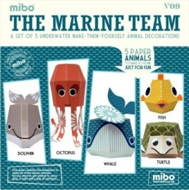 mibo the marine team