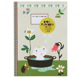 snor babyplakboek