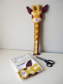 theedoek giraffe