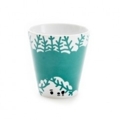 coffee, tea, me? cup groen