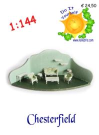 DIY 1:144 Chesterfield