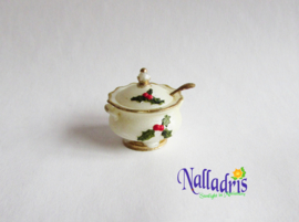 Holly Soup Tureen
