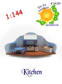 DIY 1:144 Kitchen