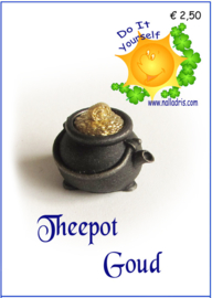 Workshop Goudpot Theepot