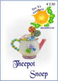 DIY S - Sweets Teapot