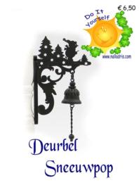Workshop Deurbel Sneeuwpop