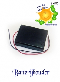 Batterij houder - Battery Holder