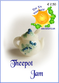 Workshop Jampot Theepot