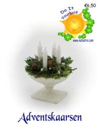 Workshop Adventskaarsen