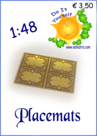 8056 Placemats 1:48