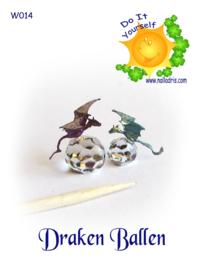 DIY Dragon Spheres