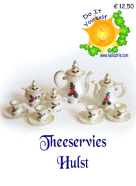 Holly Teaset