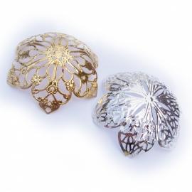 5007 Zes puntig ornament Bol