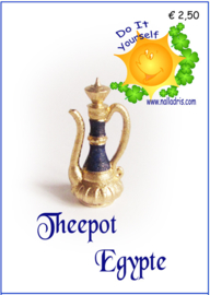 DIY E - Egypt Teapot