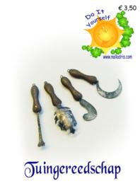 8034 Garden tools