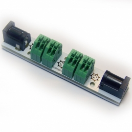 Spring loaded Terminal Block