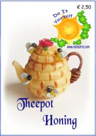 DIY H - Honey Teapot