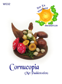 W032 DIY Cornucopia