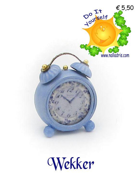 Workshop Wekker