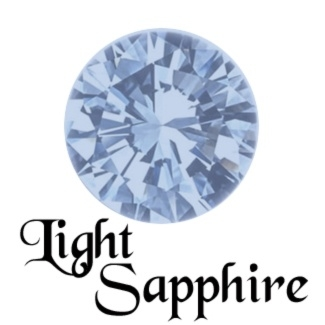 MC Rose VIVA SS5 Light Sapphire