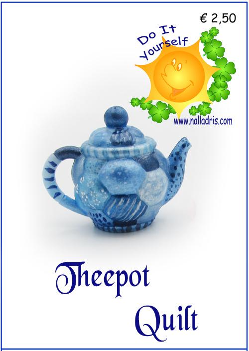DIY Q - Quilt teapot