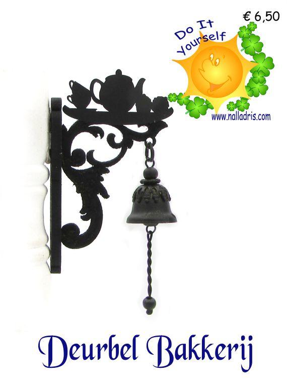 DIY Cupcake doorbell