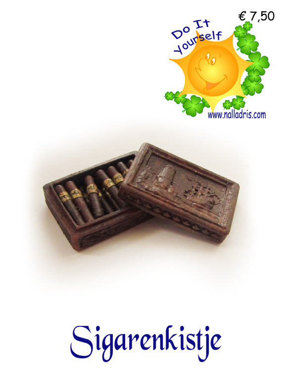 DIY Cigar box