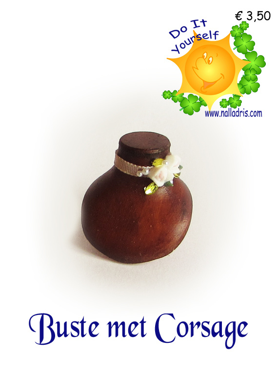 Workshop Buste Corsage