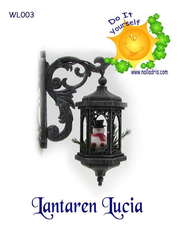DIY Lantern Lucia