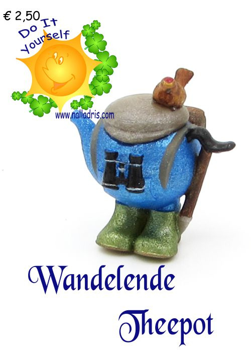 Workshop Wandelende Theepot