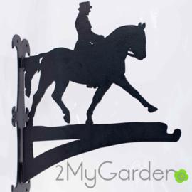 Paard Dressuur Hangplant haak 40cm