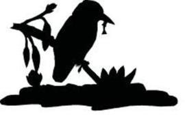 IJsvogel Windwijzer Groot