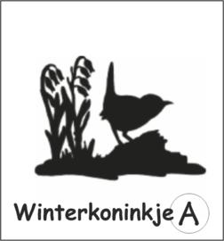Winterkoninkje Hangplant haak 30cm