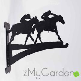 Paard Race Hangplant haak 30cm