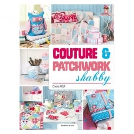 Couture & patchwork shabby