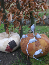 Patroon Bobbin - Pumpkins
