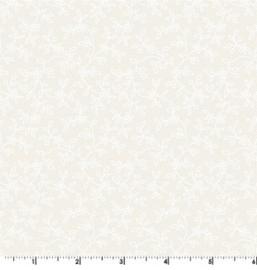 Solitaire white witte achtergrondstof SW 207