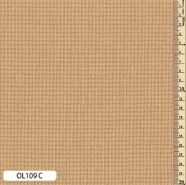 Japanse stof  OLYMPUS SAKIZOMEMOMEN STOF 109 C