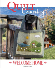 Quilt Country nummer 67  Welcome Home
