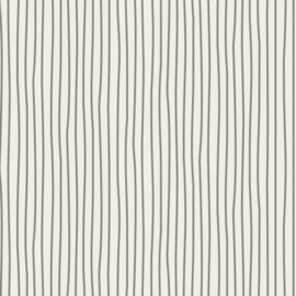 Pen Stripe light grey 130033