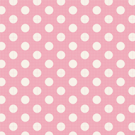 Medium Dots pink 130003
