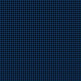 Mini gingham blue 6609Y 50