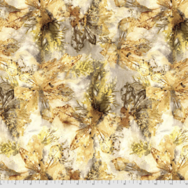 Free Spirit Into the woods Oaks Shadows - Goldenrod 002