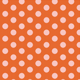 Tilda Medium Dots Ginger