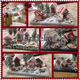 Blog..workshop mini kerstdorpje maken