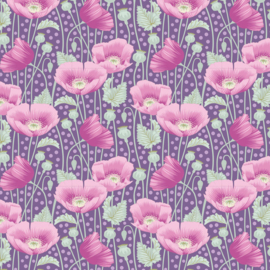 Gardenlife Poppies Lilac 100306