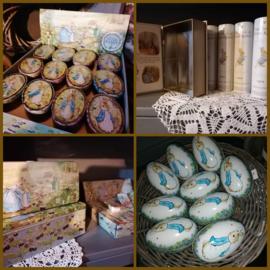 Blog...Blikken van Beatrix Potter op voorraad en stof in bestelling