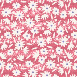 Tilda Bon Voyage 100260 paperflower red